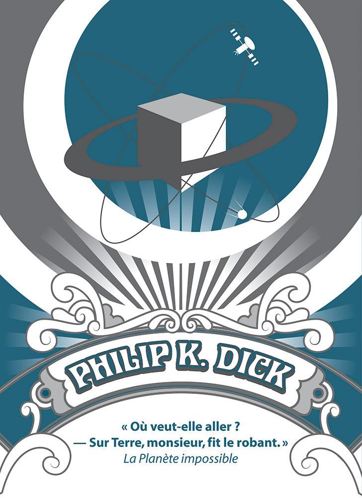 Cartes Philip K. Dick